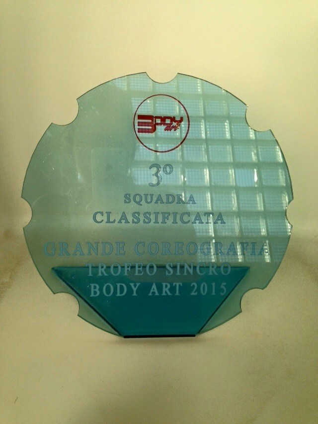 Trofeo BodyArt 2015 - Bagno di Romagna // Salus Nuoto Matelica